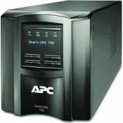 UPS Apc Smart SMT750IC Tower 750VA500W Line interactive Sinusoida pura Interfete SmartSlot