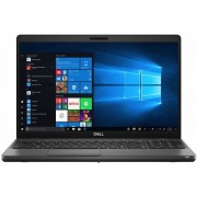 "Laptop Dell Latitude 5500 (Procesor Intel® Core™ i5-8365U (6M Cache, up to 4.10 GHz), Whiskey Lake, 15.6"" FHD, 16GB, 512GB SSD, Intel® UHD Graphics 620, FPR, 4G, Win10 Pro, Negru)"