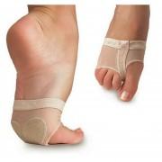 1 par Protector de pie antepié Dance Paws Cover ropa interior dedo del zapatos Ballet gimnasia bai