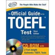 The Official Guide to the TOEFL Test [With CDROM]