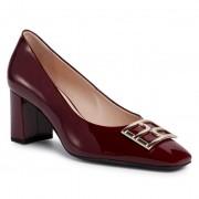 Ниски обувки HÖGL - 0-105024 Bordo 4500