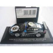 Porsche 911 Gt3 #3 Carrera Cup 2002 Roland Asch Hockenheim Minichamps 403026203 1/43-Minichamps