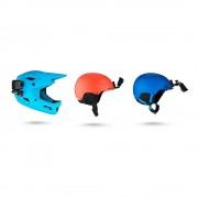 Gopro Soporte manillar cámara video gopro helmet front and side mount