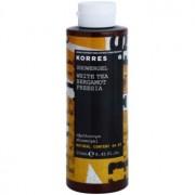 Korres White Tea (Bergamot/Freesia) gel de ducha unisex 250 ml