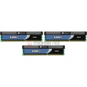 Kit Triple Channel Corsair 6GB (3 x 2GB), DDR3, 1600MHz