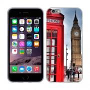 Husa iPhone 6 iPhone 6S Silicon Gel Tpu Model London