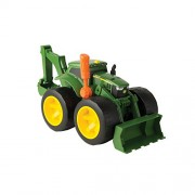 John Deere Monster Treads Lever Tractor