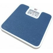 Zelenor Analog Weight Machine Capacity 120 Kg Mechanical Analog Weighing Scale(Blue)
