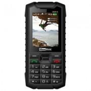 MAXCOM Telefon MM916 Czarny