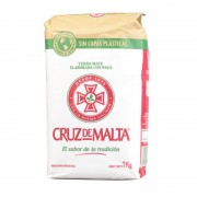 Cruz de Malta yerba mate 1kg