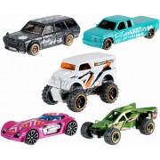 Set 5 masinute Hot Wheels Speed Blur