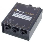 K&K ; Dual Channel Pro Preamp