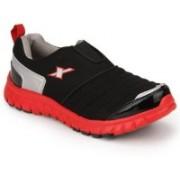 Sparx Men's 100% original SM-201 Black Red Sport Running Shoes For Men(Black)