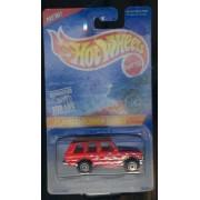 Hot Wheels 1995-386 Range Rover Flamethrower Series 3 of 4 1:64 Scale