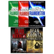 Dean Koontz Frankenstein Series - 5 books: Prodigal Son / City of Night / Dead And Alive / Lost Souls / The Dead Town rrp £39.95