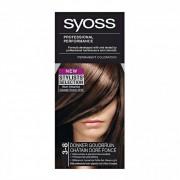 Syoss Professional Haarverf 3-8 Donker Goudbruin
