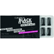 Curaprox White Is Black Black Is White ToGo Tuggummi 12-pack