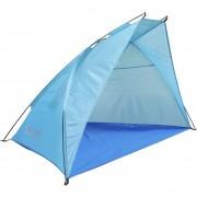 Плажна палатка (сенник) с дъно, основа трапец