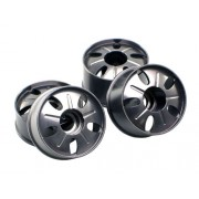 Lamborghini Diablo For Aluminum Wheels (Aero Gun Metal) Mzh261 Gm (Japan Import)