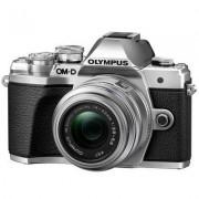 Olympus Produkt z outletu: Aparat OLYMPUS E-M10 Mark III + EZ-M1442 IIR Srebrny