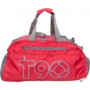 Entire ES-T90NBLDB-14D30L Small Travel Bag - Medium 21.25x8.66x11.023 (L X W X H)(Red)