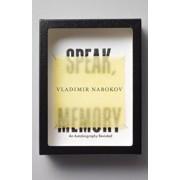 Speak, Memory: An Autobiography Revisited, Paperback/Vladimir Nabokov