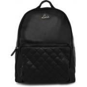Lavie Black Medium Backpacks 2.5 L Backpack(Black)