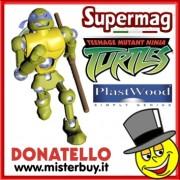 SUPERMAG 0295 NINJA TURTLES DONATELLO