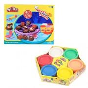 Combo of Funskool Play-Doh Sweet Treats & Funskool Play-Doh Mini Party Pack