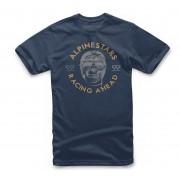 Alpinestars Pilot Tee T-Shirt Blau M