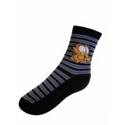 Garfield mintás zokni Gondolkodós sötétkék