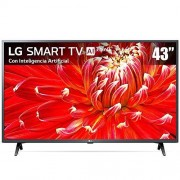 "LG TV 43"" Smart TV FHD 43LM6300PUB"
