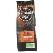 Destination Peru Gemalen Koffie