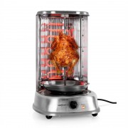 oneConcept Kebab Master grill verticale 1800W