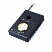 Detector profesional de camere si microfoane ascunse CX307+