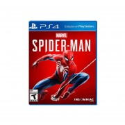 Videojuego Marvel's Spiderman PlayStation 4
