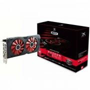 XFX Video Card AMD Radeon RX 570 RS 4GB XXX Ed. OC 1264- Mhz GDDR5 Dual Fan 256 bit 7.0GHz 4096x2160 3X DP HDMI DVI RX-570P4DFD6
