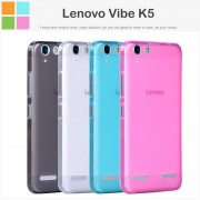 Lenovo Vibe K5 Plus / Vibe K5 Силиконов Калъф TPU и Протектор