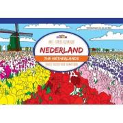 Kleurboek Anti-stress Kleurblok Nederland | Lantaarn