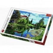 Puzzle Trefl 500 Lac In Bavaria