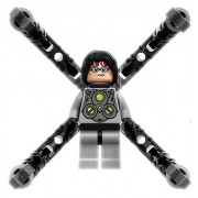 Lego Super Heroes Doctor Octopus Doc Ock Minifigure