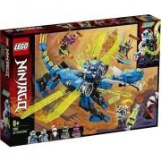 LEGO NINJAGO - Dragonul cibernetic al lui Jay 71711