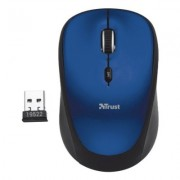 Trust Yvi Wireless Mouse - blue + EKSPRESOWA WYSY?KA W 24H