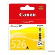 CANON CLI-526Y Yellow InkJet Cartridge (BS4543B001AA)