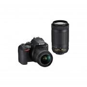 Nikon D3500 DX-Format DSLR Kit de dos lentes con AF-P DX ...