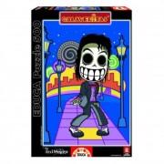 Educa Calaveritas, Michael Jackson puzzle, 500 darabos
