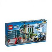 Lego 60140 Inbrott med bulldozer