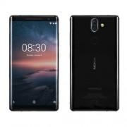 Telefon Nokia 8 Sirocco 128GB Negru