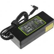 Cell Green Power Supply încărcător pentru Asus Pro 19V   4.74A   90W   4.5-3.0mm