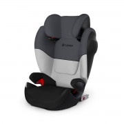 Cybex autosjedalica grupa 2/3 Solution m-fix Sl grey rabbit dark grey 517001372